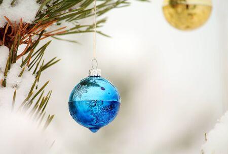 chimes: christmas tree