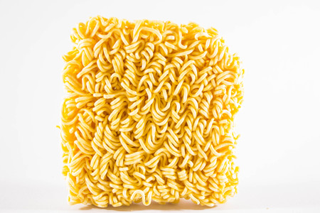 Noodles �tiles photo