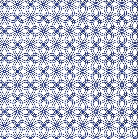 abstract vintage winter wallpaper pattern background. Vector