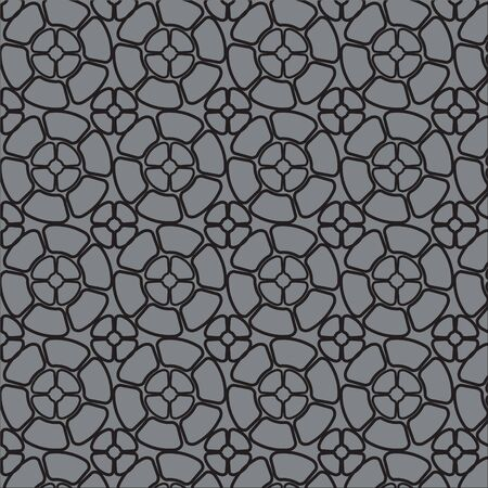 Black vector texture pattern background. Vector