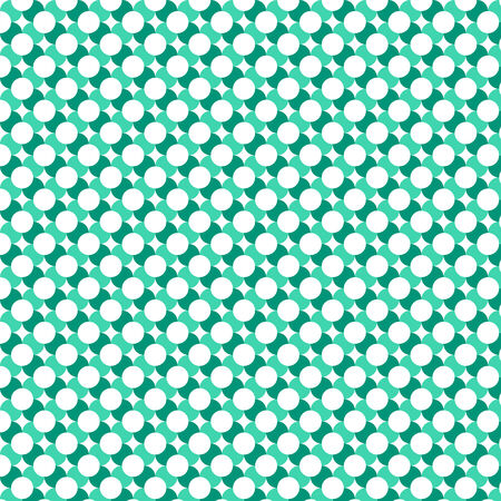 wallpape: Abstract background with green geometric pattern vector art. Illustration