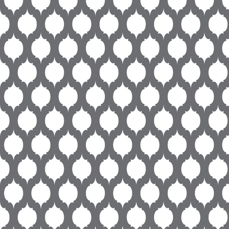 duotone: Abstract background with Black and white geometric pattern vector illustration .