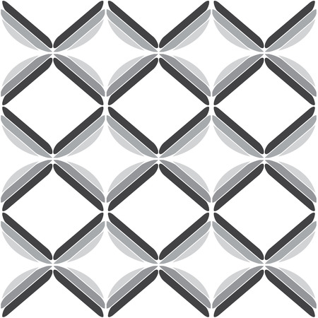 cell wall: Black and gray graphic pattern abstract vector background. Modern stylish texture.
