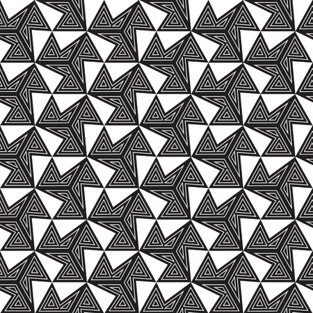cell wall: Black and White graphic pattern abstract vector background. Modern stylish texture.