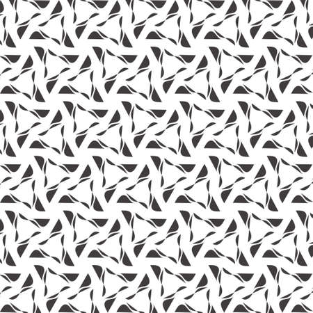 herringbone background: Black and White graphic pattern abstract vector background. Modern stylish texture.