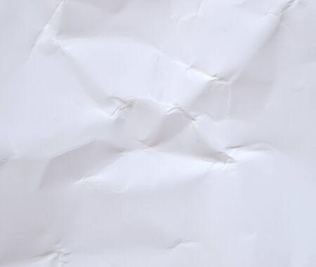 白いしわ紙背景テクスチャ 写真素材 - 38484140