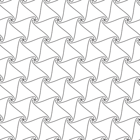 wall cell: Vector seamless pattern. Modern stylish texture. Repeating abstract background with  line