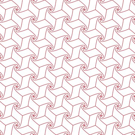 cell wall: Vector seamless pattern. Modern stylish texture. Repeating abstract background with  line