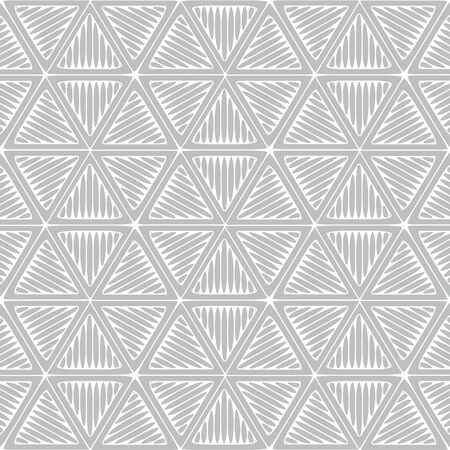wall cell: gray graphic pattern abstract vector background. Modern stylish texture. Illustration