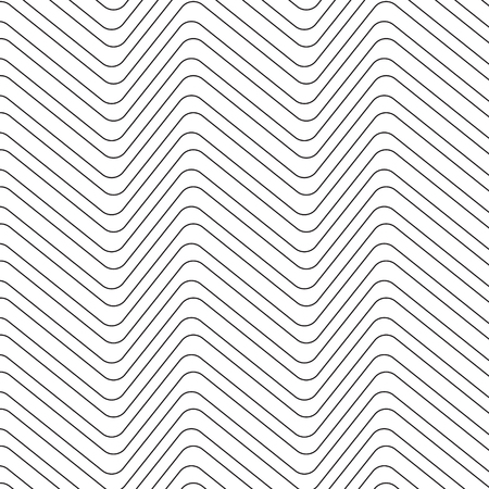 black  line pattern abstract vector background. Modern stylish texture.