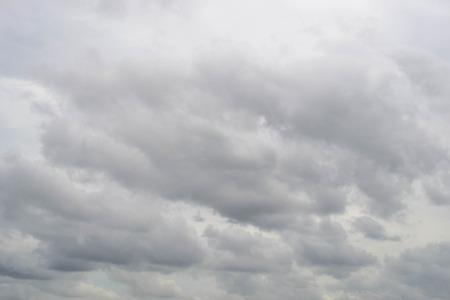 dramatic sky: Dark ominous gray storm clouds. Dramatic sky.