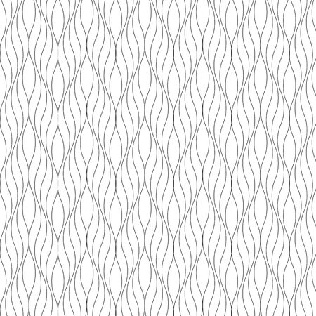 modern wallpaper: black line pattern abstract vector background. Modern stylish texture.