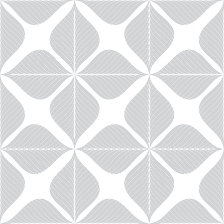 gray flower: gray flower graphic pattern vector illustration . Modern stylish texture background.