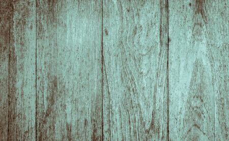 fractured: Big green wood plank wall texture background