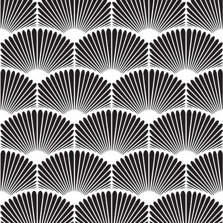 black wall: Black graphic pattern abstract vector background. Modern stylish texture.