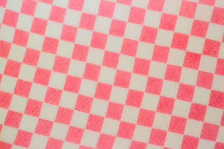 tartan plaid: Fabric tartan plaid pattern as background. Stock Photo