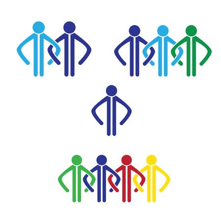 teammate: Friend Friendship Relationship Teammate Teamwork Society Icon Sign Symbol Pictogram