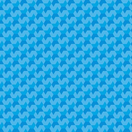 blue geometric pattern abstract vector background.