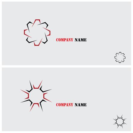 forme: le concept de conception de logo de vecteur industriel. forme de vitesse avec le symbole de la clé. logotype unique pour la réparation ou le service et les entreprises de maintenance. icône modèle d'entreprise avec des outils silhouette.