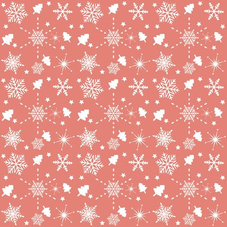 chritmas: Colorful  chritmas pattern.modern stylish texture,vector Illustration