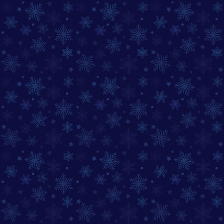 ベクトル パターン クリスマス背景をブルーします。休日の抽象的なテクスチャです。  イラスト・ベクター素材