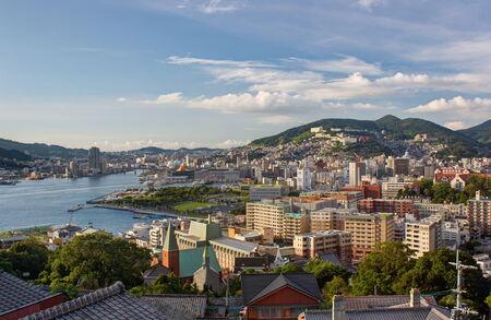 nagasaki: Nagasaki, Japan Stock Photo