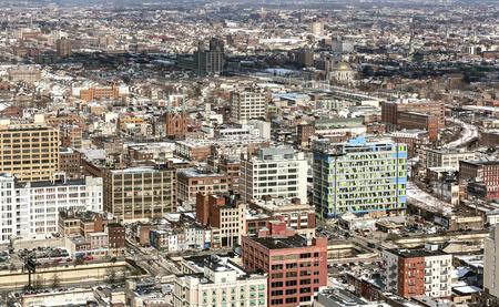 the center of the city: Center City Philadelphia