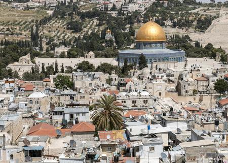 jewish home: Dome of the Rock - Jerusalem
