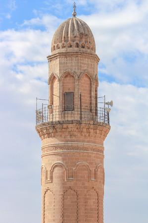 camii: The mosque in Mardin , Turkey