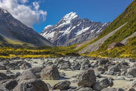 aoraki mount cook national park: Aoraki Mount Cook National Park,New zealand