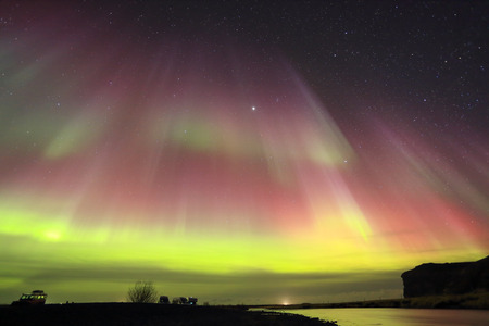 Aurora Borealis, Northern Lights photo