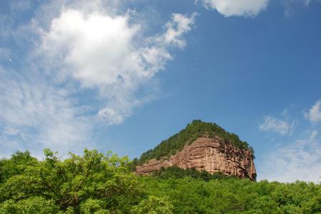 Maijishan Grottoes Scenic Area