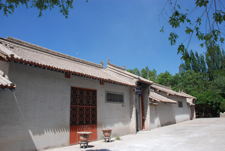 ancient pass: Jiayuguan City Academy of painting and calligraphy