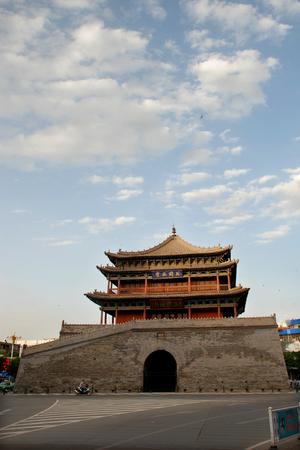 Zhangye Drum Tower Editorial