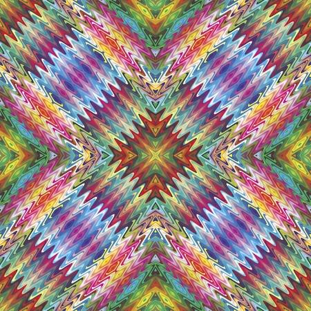 indios americanos: Perfecta textura sofisticada con un diseño moderno en colores vivos