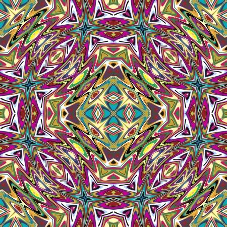 brilliant colors: Patr�n mexicano vector, obras de arte sofisticado inspirado por motivos antiguos de Incas, Aztecas en el dise�o contempor�neo y colores brillantes Vectores