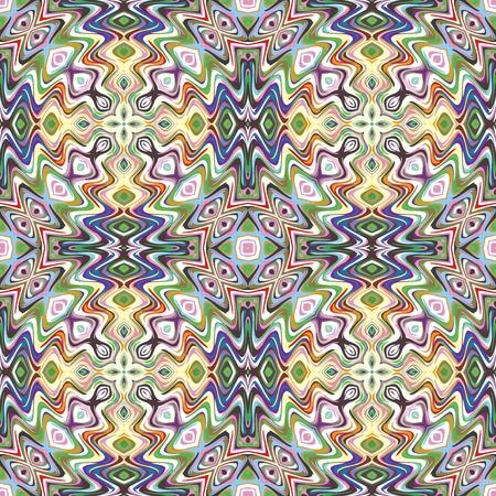 Conception de tissu mexicaine moderne dans des couleurs vives et lumineuses, transparente