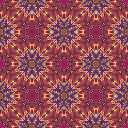 brilliant colors: Modelo indio moderno con s�mbolos espirituales derivadas de motivos antiguos con colores vivos y brillantes, sin costura en el sofisticado arte vectorial