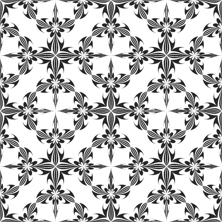 derived: Contemporary Holy Cross pattern  Seamless silhouettes derived from ancient motifs, which can be plainly colored as wanted as well as the background