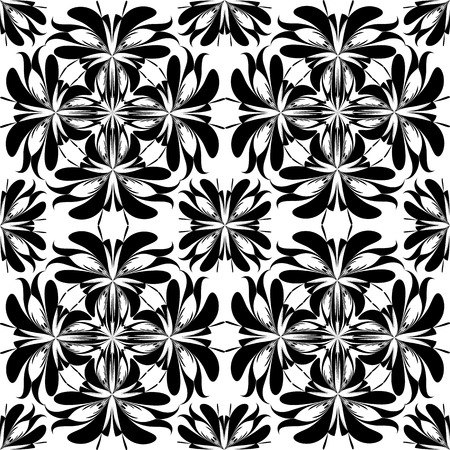 Contemporary Holy Cross pattern  Seamless silhouettes derived from ancient motifs, which can be plainly colored as wanted as well as the background