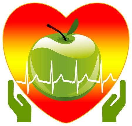 keeps: An apple a day keeps the doctor away to prevent heart attacks and strokes according to English proverb