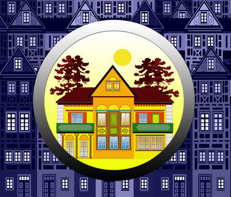 for a dream: Find a Home  Searching for your dream house in the countryside or outside town