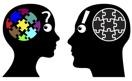 mindset: Who is more creative  Man and woman differ in imagination, mindset and perception