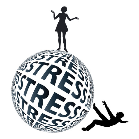 cope: Women can cope with extreme stress situations far better than men