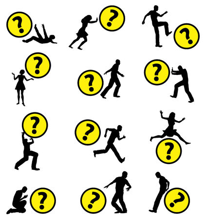 how to: How to solve problems  People try to solve their problems in many different ways, concept of different approaches
