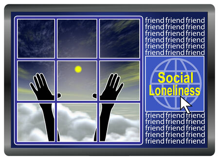 develope: Social Loneliness  Social Networks and Social Media can develope negative impacts on frequent users