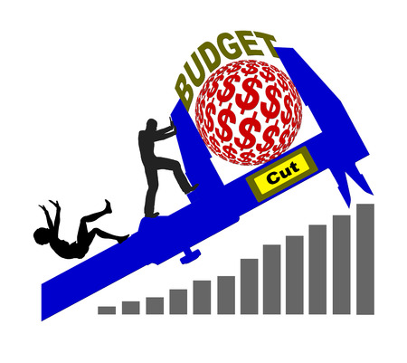 cutting costs: Budget Cut and Job Loss  Rising profits through cutting costs and reducing staff