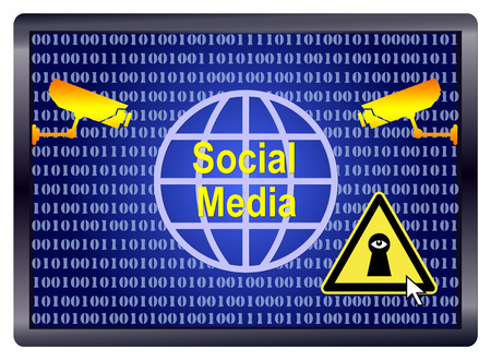 Social Media Spy  Data traffic within Social Networks reveal many informations which can be used or misused in many different ways