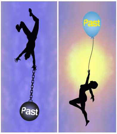 bygone: The Past is catching up with you  You can either rise or fall