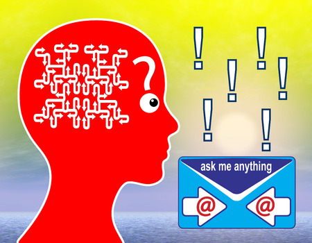 discretion: Ask me anything.  Special service for women freely asking challenging or confidential questions via email